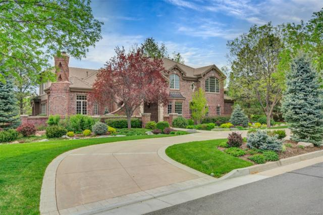 5751 S Aspen Court, Greenwood Village, CO 80121 (#8595897) :: The Galo Garrido Group