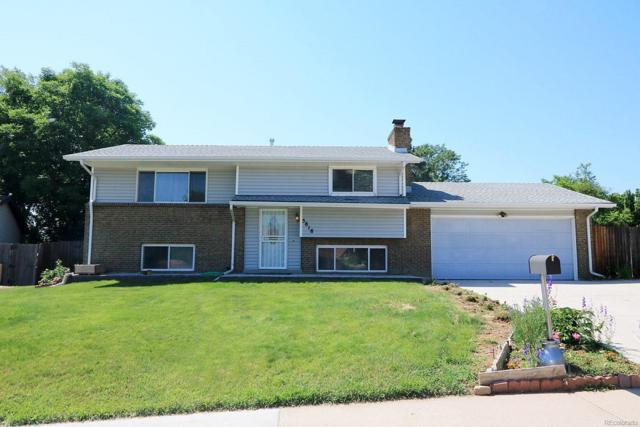5818 W Fair Drive, Littleton, CO 80123 (#8596154) :: The City and Mountains Group