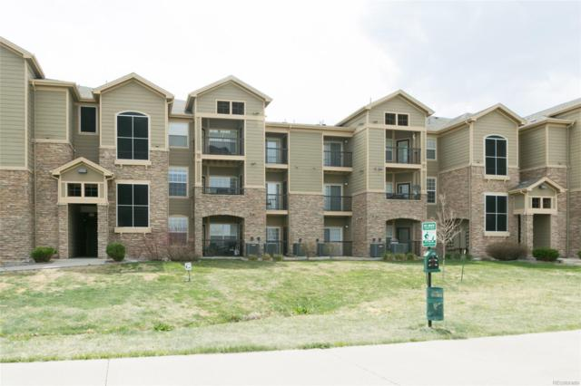 17443 Nature Walk Trail #105, Parker, CO 80134 (#8596287) :: The DeGrood Team