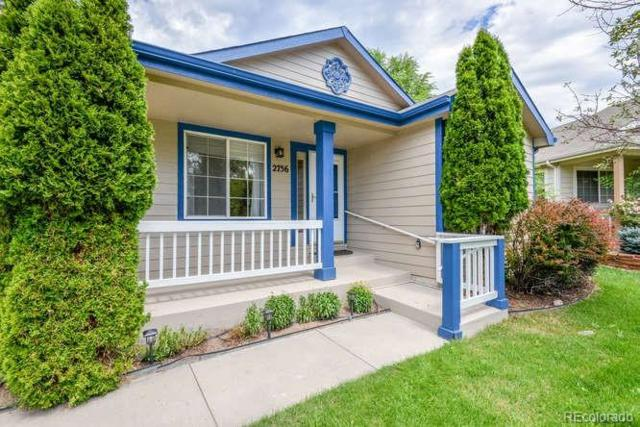2756 Arancia Drive, Fort Collins, CO 80521 (#8596398) :: The DeGrood Team