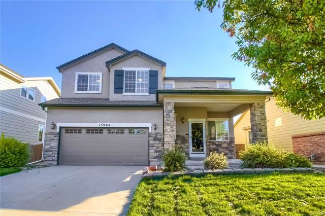 13904 E 105th Avenue, Commerce City, CO 80022 (#8596611) :: HomePopper