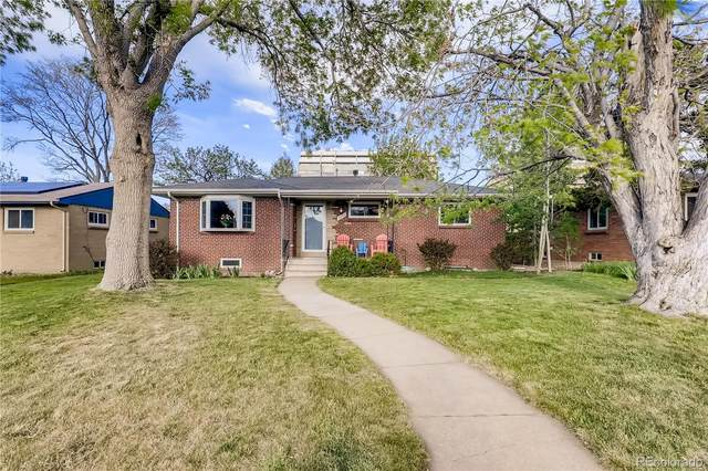 3382 Pontiac Street, Denver, CO 80207 (#8596651) :: The HomeSmiths Team - Keller Williams