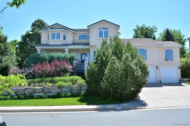 3257 Muirfield Drive, Colorado Springs, CO 80907 (#8597086) :: Stephanie Fryncko | Keller Williams Integrity