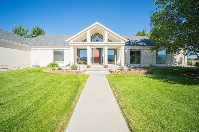 9400 County Road 160, Salida, CO 81201 (MLS #8597797) :: Bliss Realty Group