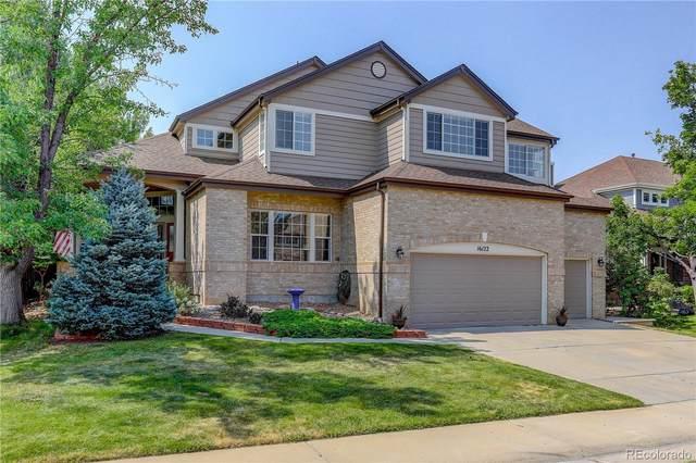 16122 Hollyridge Drive, Parker, CO 80134 (#8598362) :: Symbio Denver