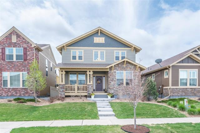 21852 E Stroll Avenue, Parker, CO 80138 (#8598370) :: The DeGrood Team