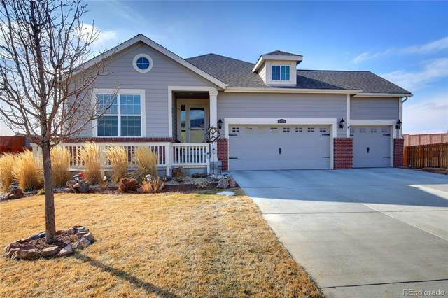 2420 E 160th Place, Thornton, CO 80602 (MLS #8598371) :: 8z Real Estate