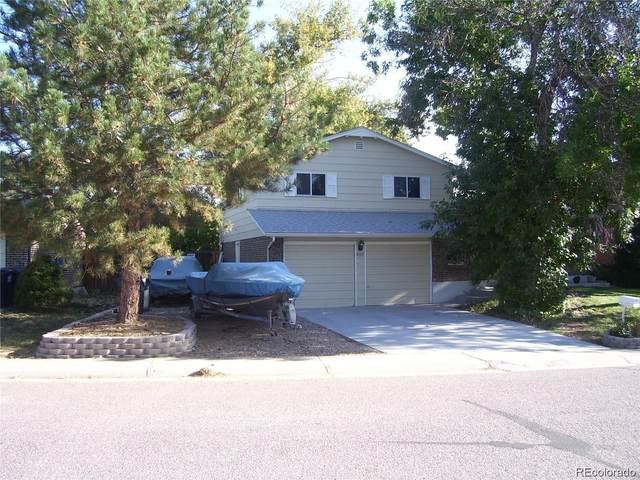 9107 W Radcliffe Drive, Littleton, CO 80123 (MLS #8598551) :: 8z Real Estate