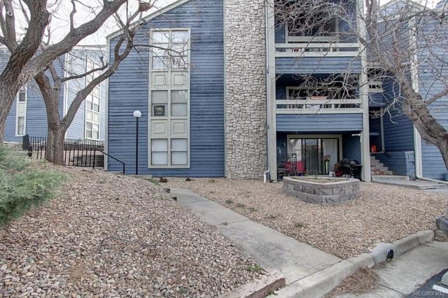 13902 E Stanford Circle A06, Aurora, CO 80015 (#8599207) :: Colorado Team Real Estate