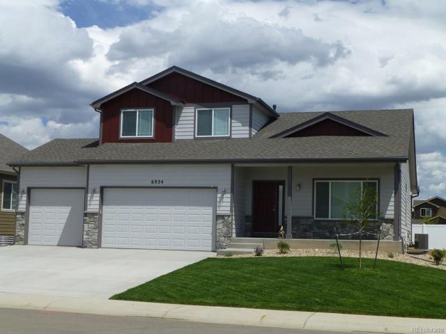 7175 White River Court, Timnath, CO 80547 (#8599548) :: The Peak Properties Group