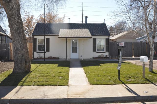 1240 W Virginia Avenue, Denver, CO 80223 (#8599640) :: Sellstate Realty Pros