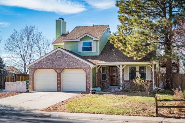 4831 S Evanston Street, Aurora, CO 80015 (#8599794) :: Sellstate Realty Pros
