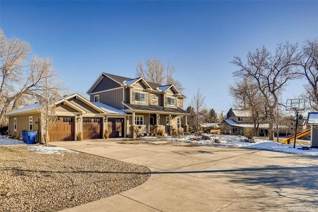9070 W 65th Avenue, Arvada, CO 80004 (MLS #8599885) :: Bliss Realty Group