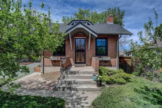 4343 Ames Street, Denver, CO 80212 (MLS #8600196) :: 8z Real Estate
