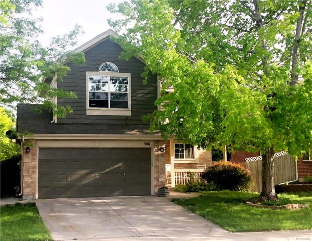 546 W 116th Place, Northglenn, CO 80234 (#8600458) :: The Healey Group