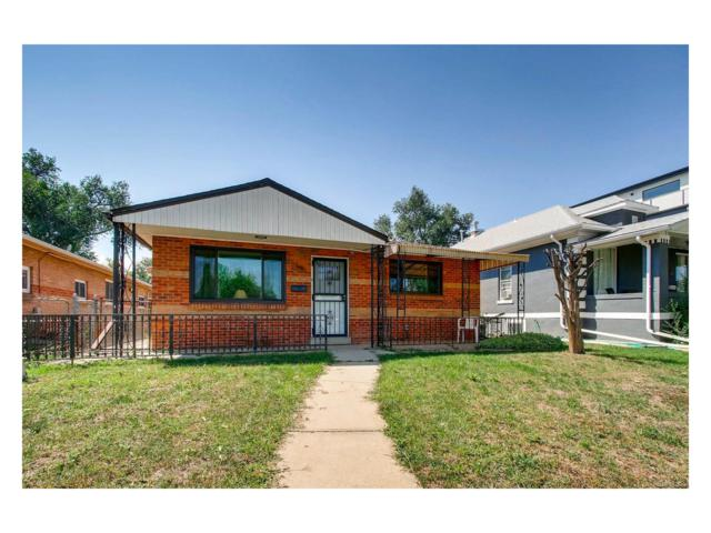 2411 Lowell Boulevard, Denver, CO 80211 (#8600791) :: Thrive Real Estate Group