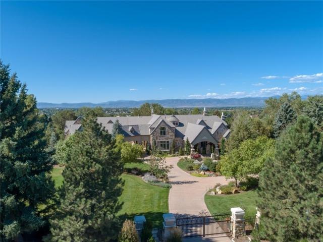 5800 Piedmont Drive, Cherry Hills Village, CO 80111 (#8600963) :: The City and Mountains Group
