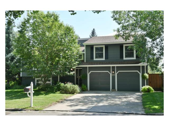 7322 Timothy Place, Niwot, CO 80503 (MLS #8601291) :: 8z Real Estate