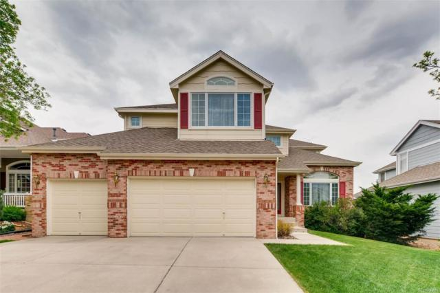 6416 S Robb Way, Littleton, CO 80127 (#8601455) :: The Pete Cook Home Group