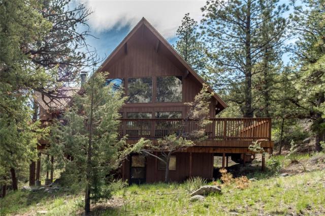 21505 Chalk Creek Road, Nathrop, CO 81236 (MLS #8601618) :: Kittle Real Estate