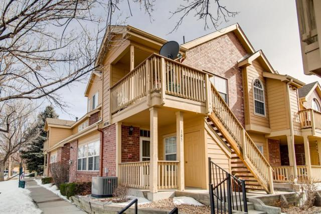 14296 E Whitaker Place #111, Aurora, CO 80015 (#8601966) :: The City and Mountains Group