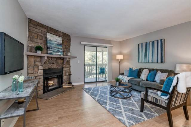 8335 Fairmount Drive #207, Denver, CO 80247 (#8601973) :: 5281 Exclusive Homes Realty