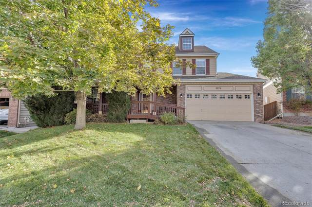 8976 Miners Drive, Highlands Ranch, CO 80126 (#8602318) :: The Artisan Group at Keller Williams Premier Realty