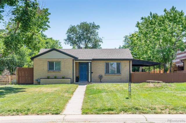 3240 Oneida Street, Denver, CO 80207 (MLS #8602371) :: 8z Real Estate