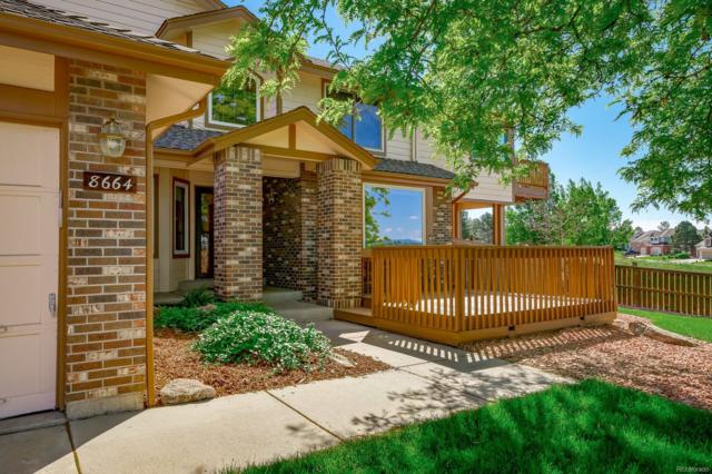 8664 Maplewood Drive, Highlands Ranch, CO 80126 (#8602398) :: Compass Colorado Realty