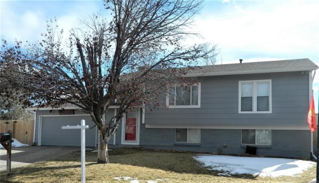 1681 S Walden Court, Aurora, CO 80017 (MLS #8602655) :: Kittle Real Estate