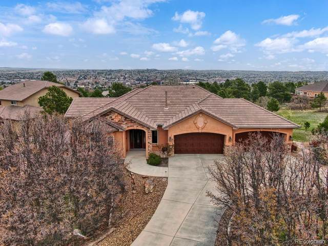 4715 Stonehill Road, Colorado Springs, CO 80918 (#8602826) :: James Crocker Team