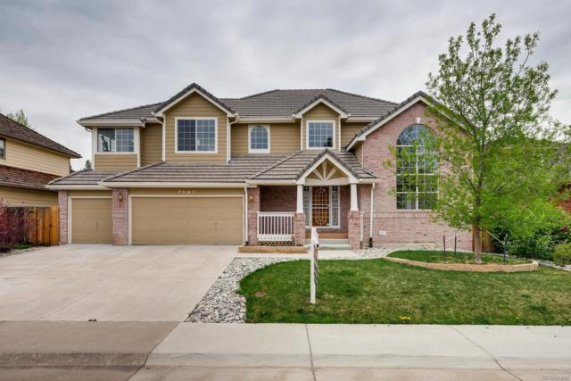 7887 Sweet Water Road, Lone Tree, CO 80124 (#8602953) :: The Pete Cook Home Group
