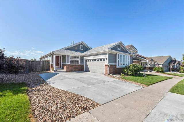 16362 E 104th Way, Commerce City, CO 80022 (#8603066) :: The DeGrood Team