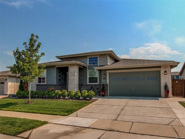15118 W 50th Place, Golden, CO 80403 (#8603385) :: The Griffith Home Team
