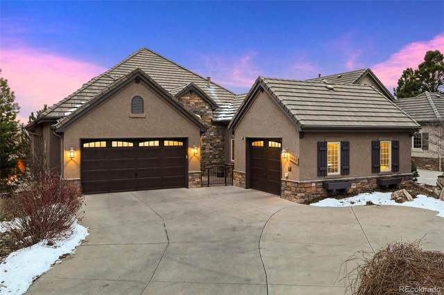5097 Ten Mile Place, Castle Rock, CO 80108 (#8603413) :: HomeSmart