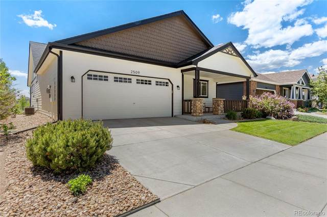 2509 Maple Hill Drive, Fort Collins, CO 80524 (#8603445) :: The DeGrood Team