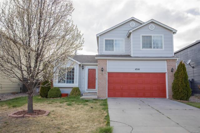 4350 Gunbarrel Drive, Colorado Springs, CO 80925 (#8603494) :: Hometrackr Denver