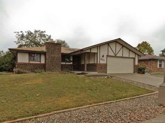 1627 Vivian Street, Longmont, CO 80501 (MLS #8603721) :: 8z Real Estate