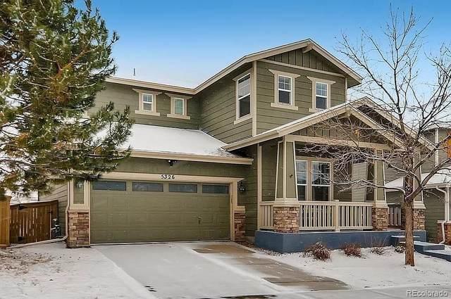 5326 Fullerton Circle, Highlands Ranch, CO 80130 (MLS #8603853) :: 8z Real Estate