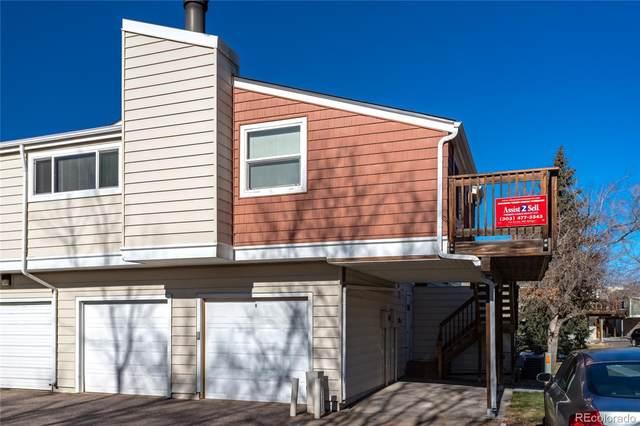 6795 E Arizona Avenue E, Denver, CO 80224 (#8603878) :: The Harling Team @ Homesmart Realty Group