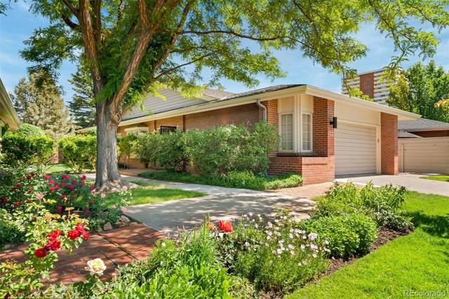 2552 E Alameda Avenue #112, Denver, CO 80209 (#8603959) :: My Home Team
