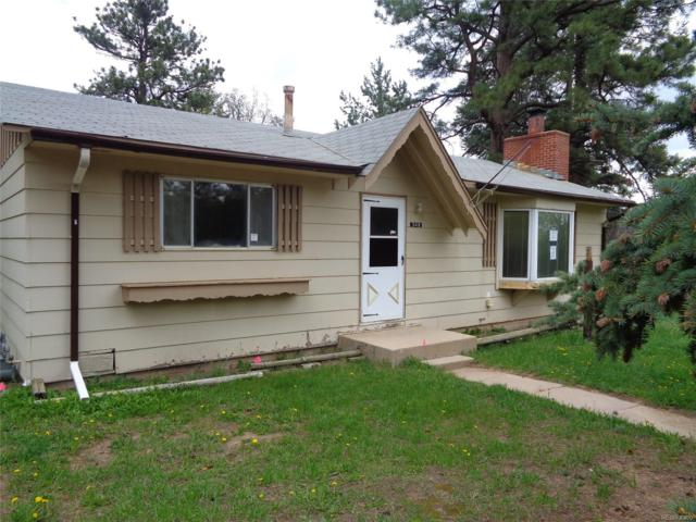 348 Eisenhower Drive, Palmer Lake, CO 80132 (MLS #8604197) :: 8z Real Estate