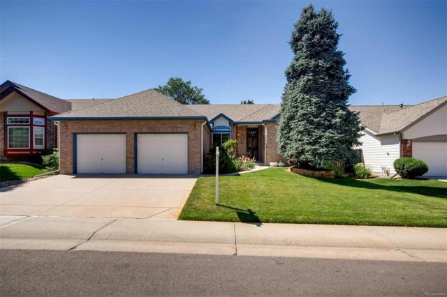 6592 Jackson Court, Highlands Ranch, CO 80130 (#8605680) :: Structure CO Group