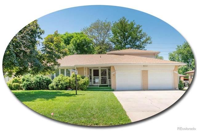3735 Benton Street, Wheat Ridge, CO 80212 (#8605700) :: The HomeSmiths Team - Keller Williams