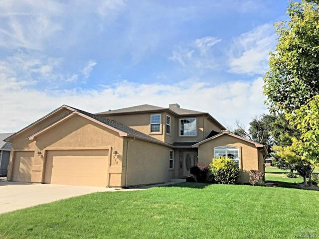 375 W Palmer Lake Drive, Pueblo West, CO 81007 (#8605720) :: The Peak Properties Group