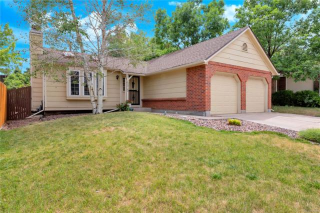13742 W 64th Drive, Arvada, CO 80004 (MLS #8605838) :: Bliss Realty Group
