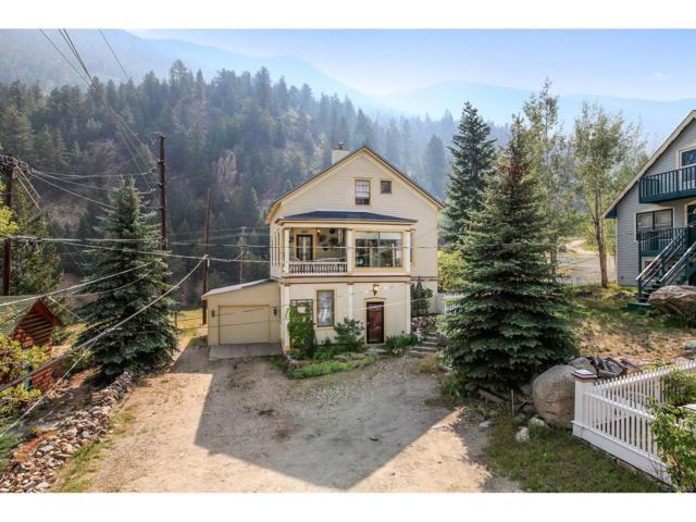 401 4th Street, Georgetown, CO 80444 (MLS #8606094) :: 8z Real Estate