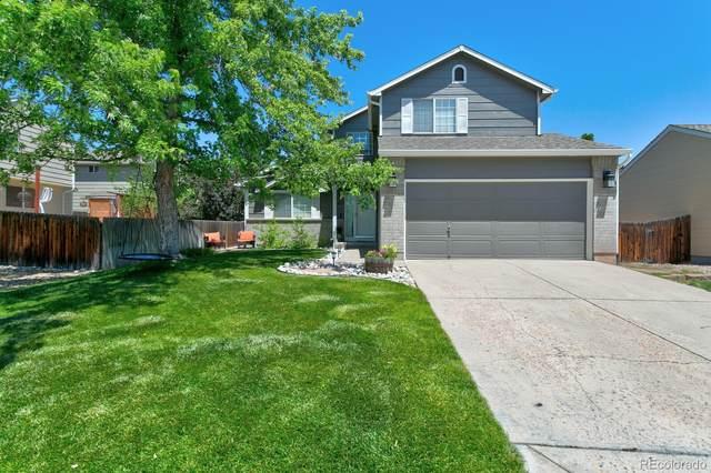 10929 W Belmont Avenue, Littleton, CO 80127 (#8606167) :: The Scott Futa Home Team