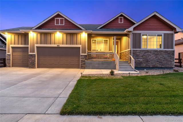 990 Hitch Horse Drive, Windsor, CO 80550 (MLS #8606322) :: Find Colorado