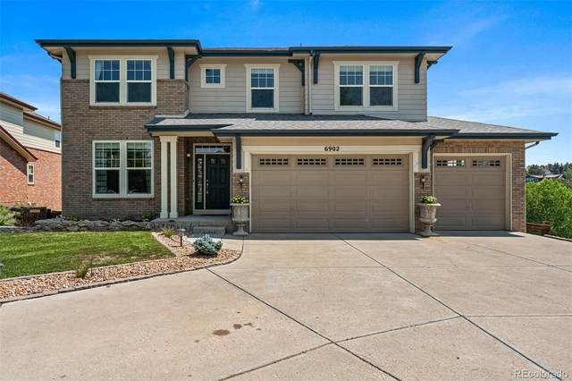 6902 S Haleyville Court, Aurora, CO 80016 (MLS #8606546) :: Clare Day with Keller Williams Advantage Realty LLC